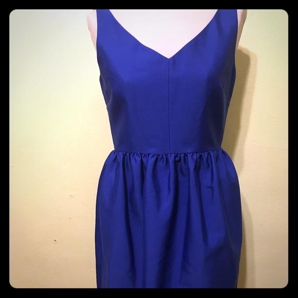 f8cea678ed Kate Spade royal blue dress